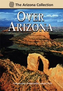 Over Arizona DVD cover