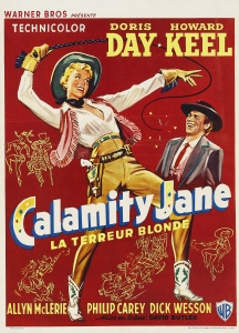 Poster - Calamity Jane_01